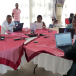 On-line evaluation in Douala, Cameroon, Nov 2020
